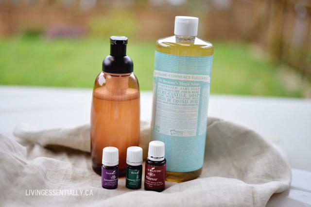 soaps - bottles