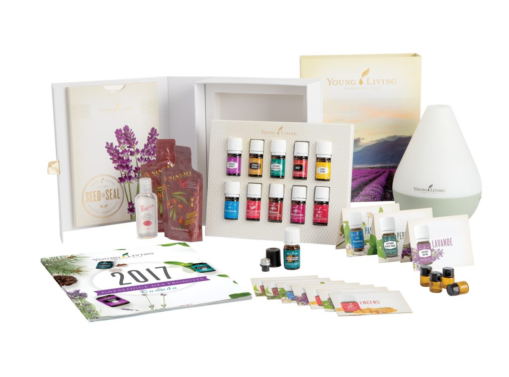 PSK Young Living Starter kit